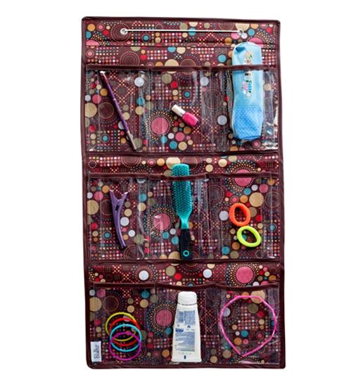 Accessory Organizer - 9 Pockets
